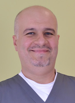 Rabih Rizk physiotherapist